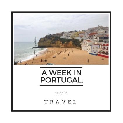 A Week in Portugal