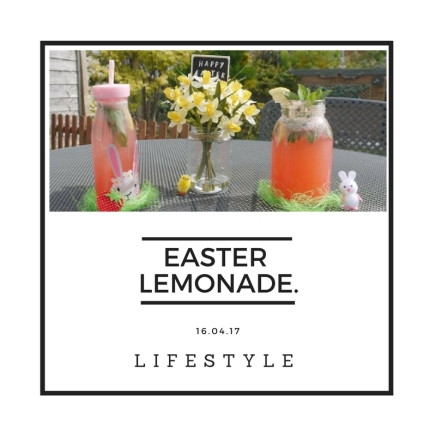 Easter Lemonade